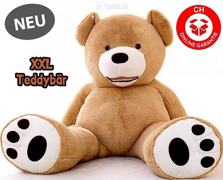 riesen teddyb r xxl teddy b r geschenk pl sch b r kinder. Black Bedroom Furniture Sets. Home Design Ideas