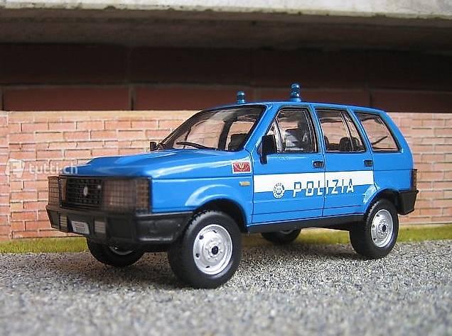 neu rayton fissore magnum 2 5 tdi 1997 polizia blau in solothurn kaufen. Black Bedroom Furniture Sets. Home Design Ideas