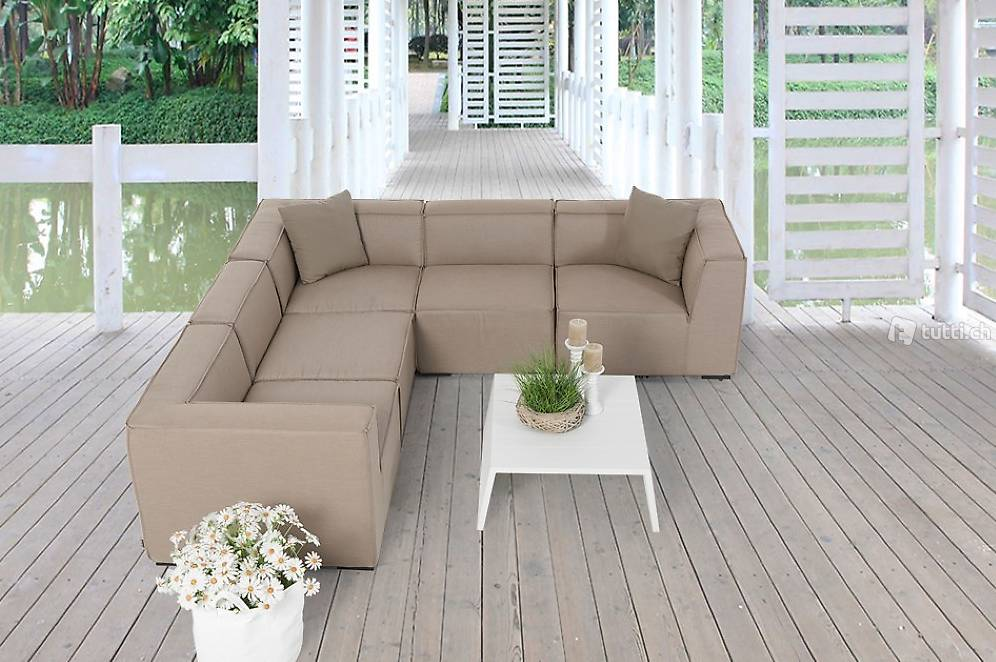 outdoor sofas outdoor sofa outdoor m bel in st gallen kaufen viplounge. Black Bedroom Furniture Sets. Home Design Ideas
