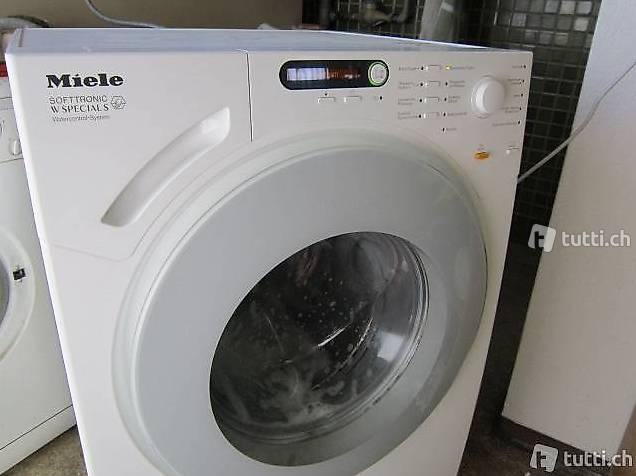 miele waschmaschine 6 kg in schwyz kaufen. Black Bedroom Furniture Sets. Home Design Ideas
