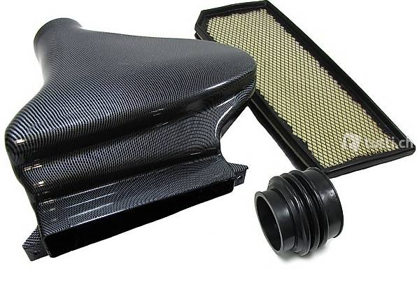 vw golf 5 gti air box carbon optik in z rich kaufen. Black Bedroom Furniture Sets. Home Design Ideas
