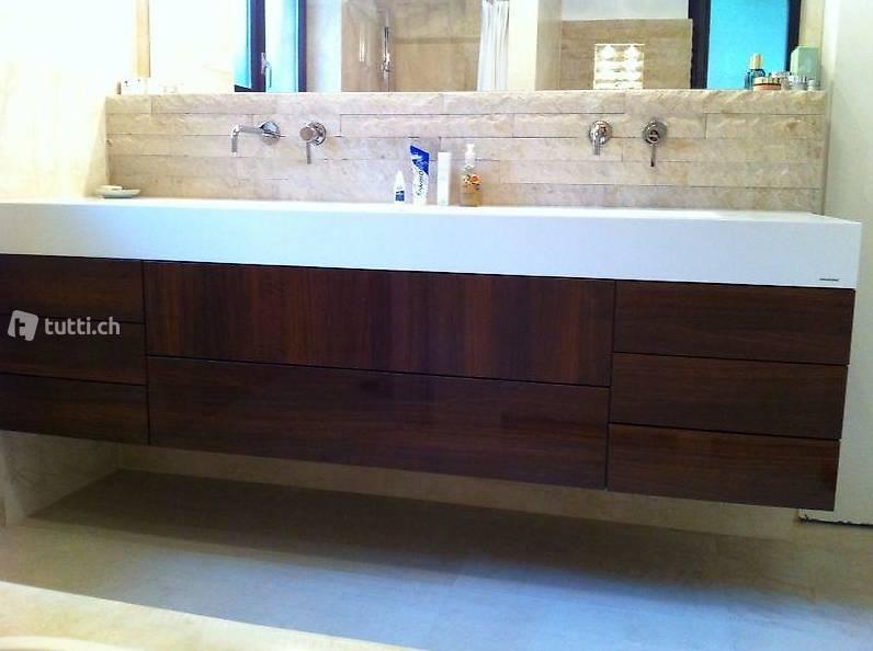 sch ne badm bel badezimmerm bel auf mass in z rich kaufen q d natursteine gmbh. Black Bedroom Furniture Sets. Home Design Ideas