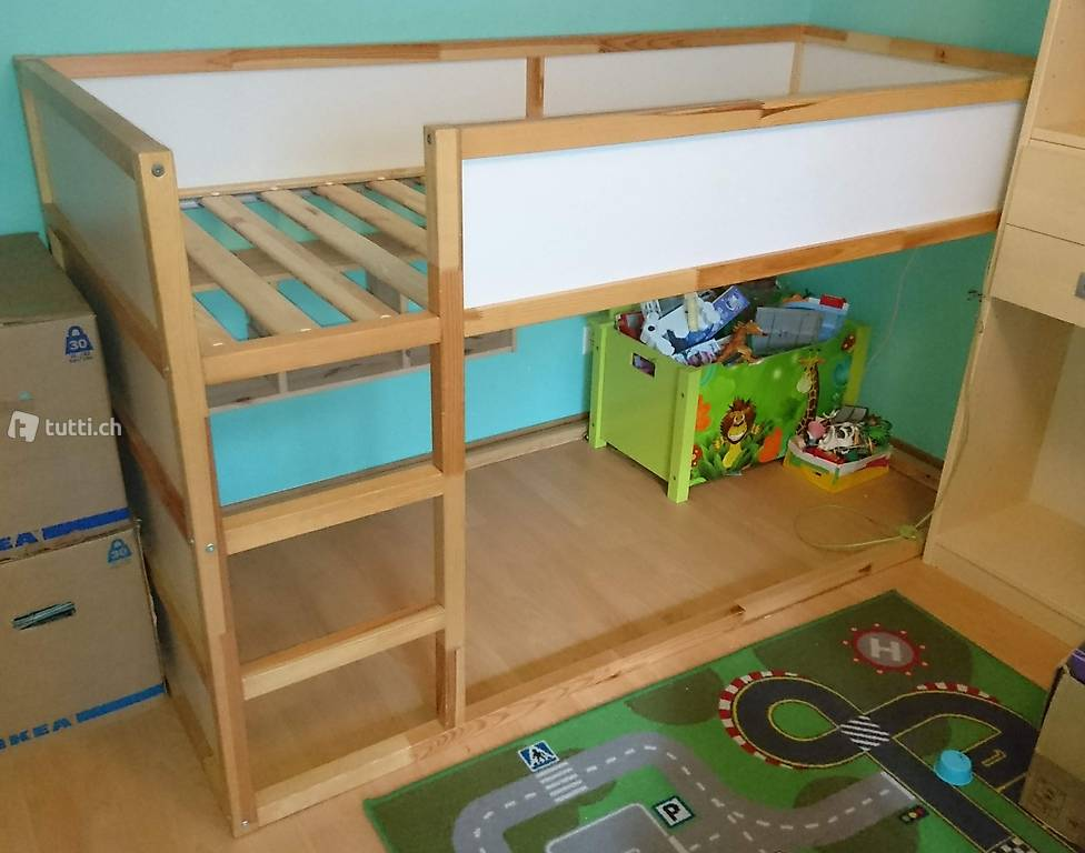 Letto Kura Ikea : Kids room transformation ikea hackers la cameretta wwmoms