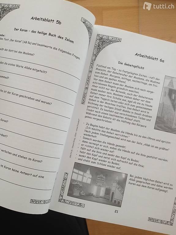 Islam-Etwas Fremdes? Unterrichtsmaterial BVK Verlag in Zürich kaufen ...