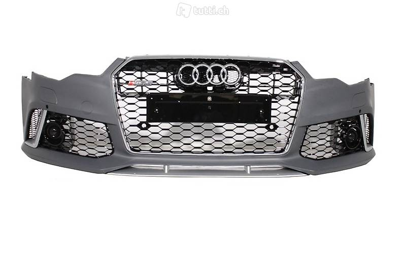 rs5 grill schwarz audi a5 rs wabengrill frontgrill in. Black Bedroom Furniture Sets. Home Design Ideas