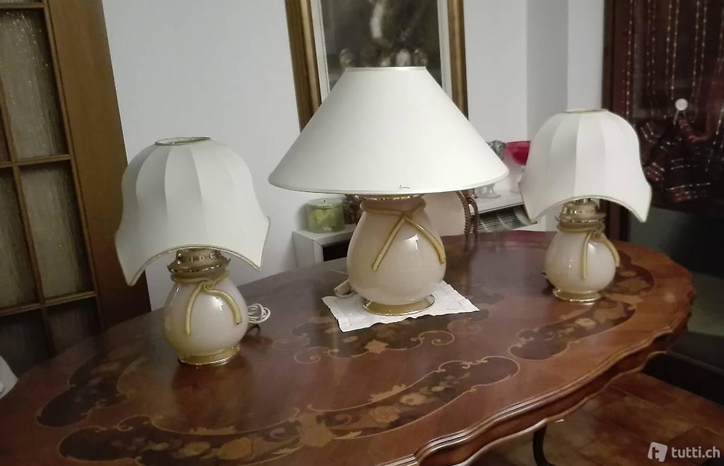 Set di lampade la murrina per camera da letto in ticino acquistare
