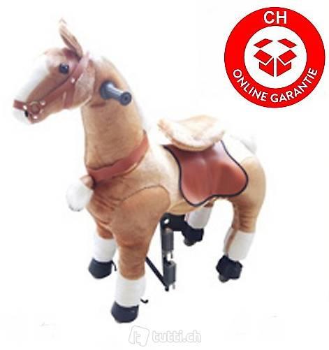 pferd pony zum reiten für kinder spielzeug mädchen geschenk in
