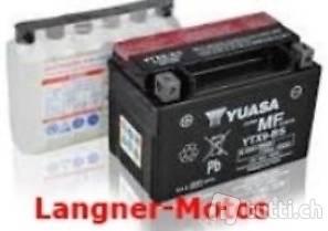 ytx9 bs yuasa motorrad batterie 12v 8ah 135en kawasaki. Black Bedroom Furniture Sets. Home Design Ideas