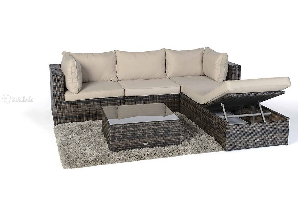 rattan lounge rattan gartenm bel loungegruppe in z rich kaufen viplounge. Black Bedroom Furniture Sets. Home Design Ideas