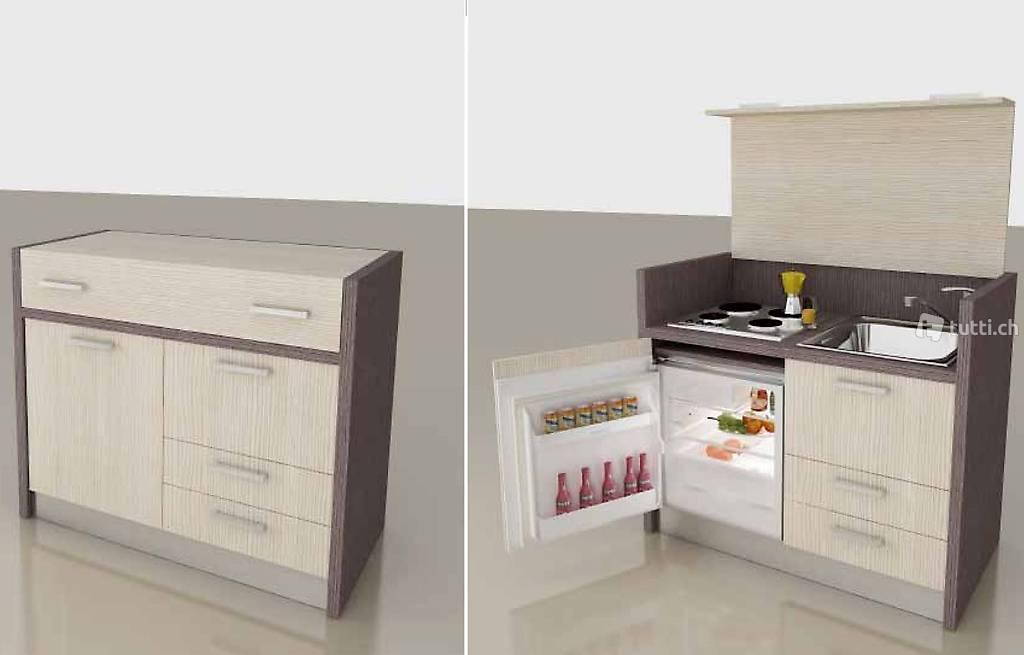 cucina monoblocco con coperchio in Ticino acquistare - Yvonne