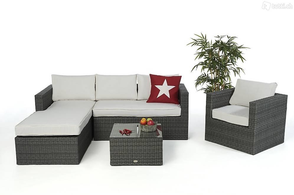 rattan gartenm bel loungem bel in st gallen kaufen viplounge. Black Bedroom Furniture Sets. Home Design Ideas