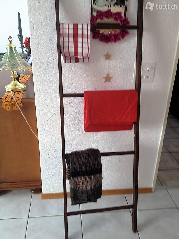 deco leitern aus holz in bern kaufen. Black Bedroom Furniture Sets. Home Design Ideas