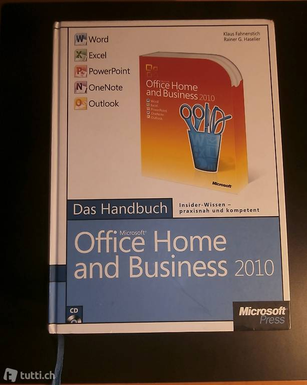 das handbuch microsoft office 2010 in z rich kaufen. Black Bedroom Furniture Sets. Home Design Ideas