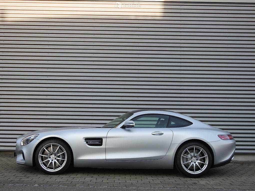 mercedes benz amg gt speedshift dct 3 39 000km in st. Black Bedroom Furniture Sets. Home Design Ideas