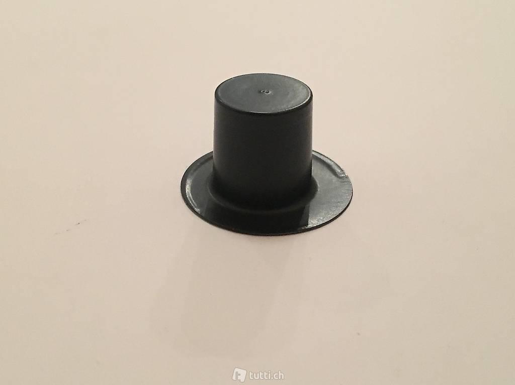 zylinder schwarz 40mm z. basteln, tischdekoration in thurgau kaufen