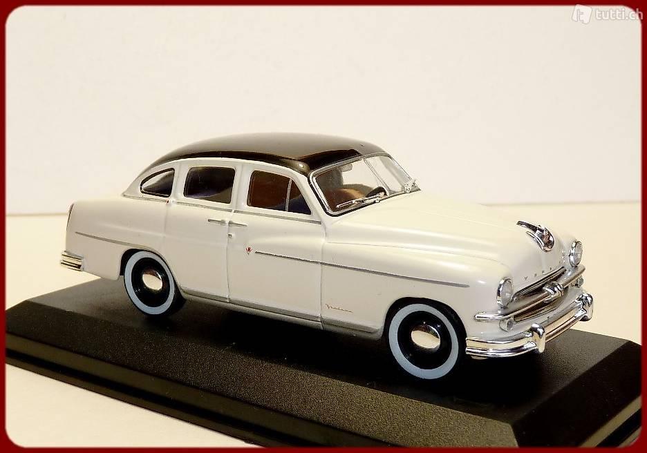 neu ford vedette vendome 1948 1954 weiss schwarz 1 43 in soleure acheter. Black Bedroom Furniture Sets. Home Design Ideas