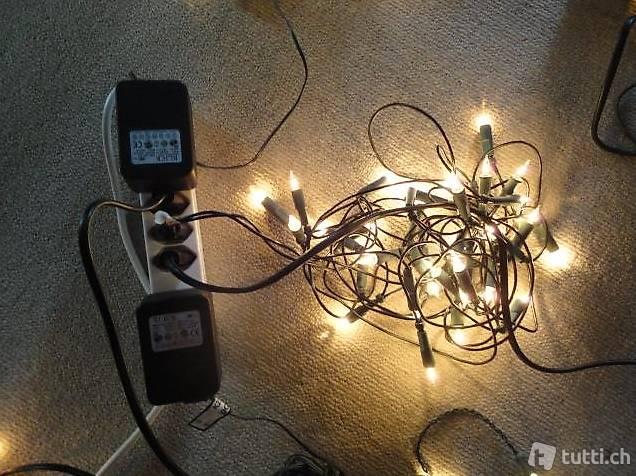 weihnachtsbeleuchtung 5 kr nze in aargau kaufen. Black Bedroom Furniture Sets. Home Design Ideas