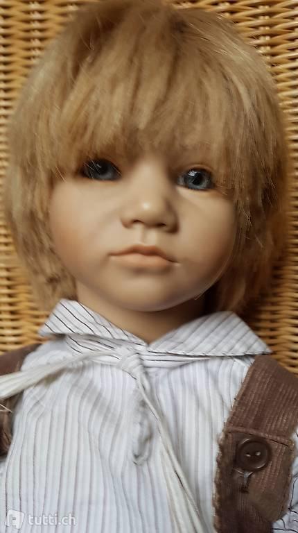 Puppe Bastian