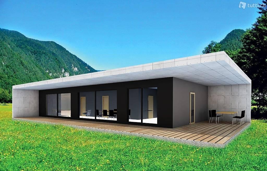 luxury modulhaus 87 m2 in z rich kaufen casaplaner modulhaus schweiz. Black Bedroom Furniture Sets. Home Design Ideas