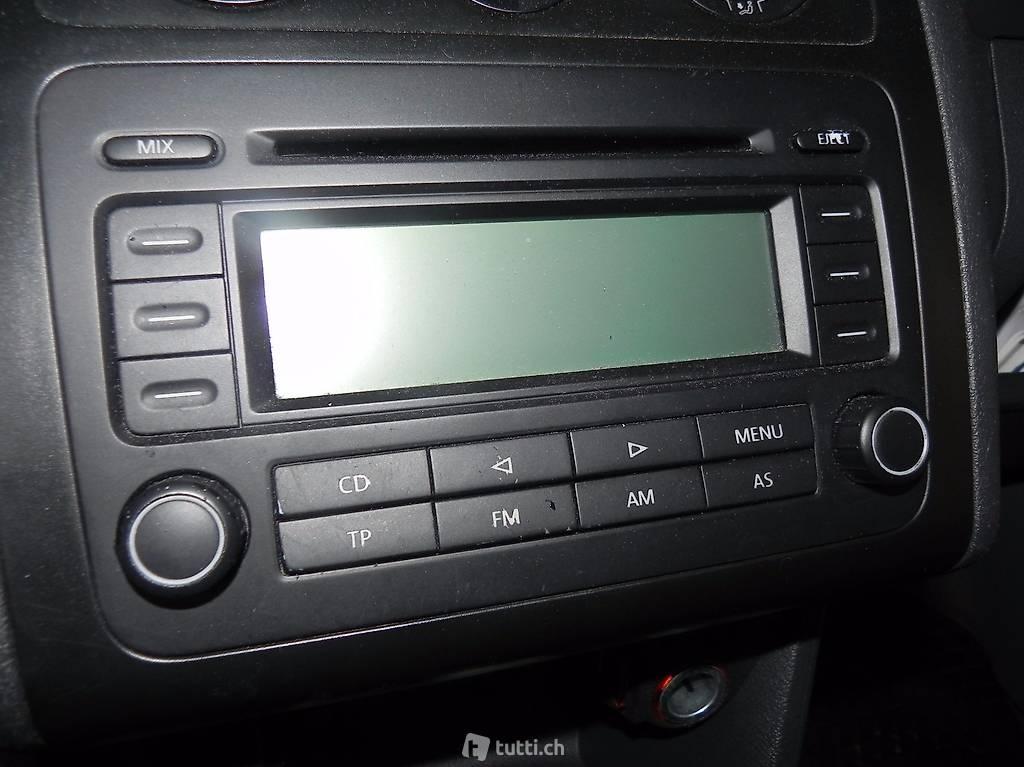 Radio CD VW Caddy 1.9TDI JG04 in Luzern kaufen ...