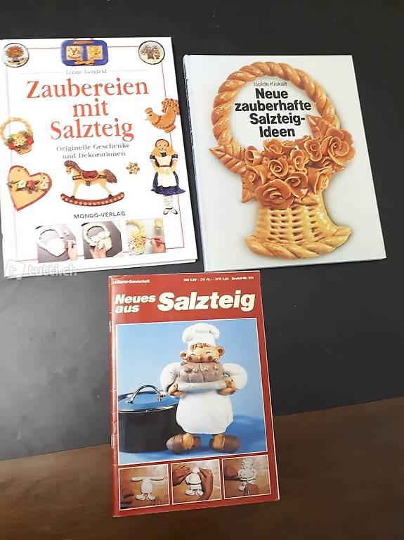 Salzteig Bucher In Zurich Kaufen Tutti Ch