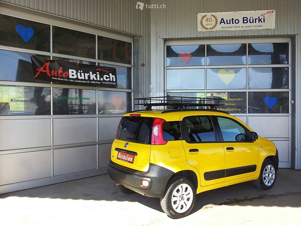 fiat panda 4 4 allrad 0 9 twin air mfk neu in thurgau. Black Bedroom Furniture Sets. Home Design Ideas