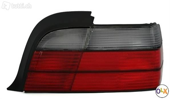 bmw 3er e36 coupe cabrio r ckleuchten heckleuchten in. Black Bedroom Furniture Sets. Home Design Ideas