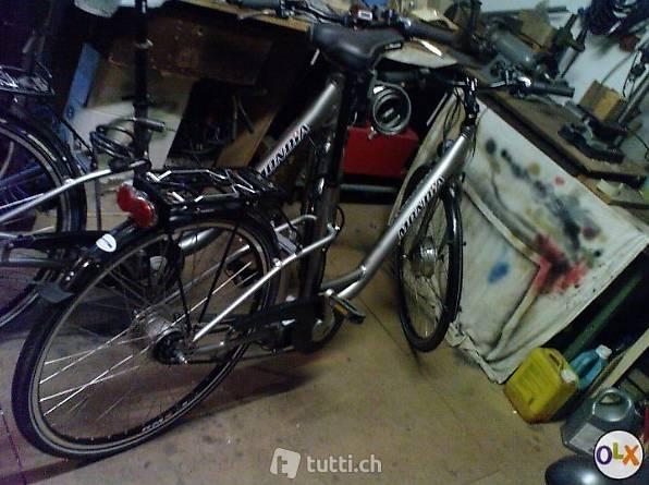 elektro fahrrad damen 28 zoll starker akku 8 g nge in. Black Bedroom Furniture Sets. Home Design Ideas