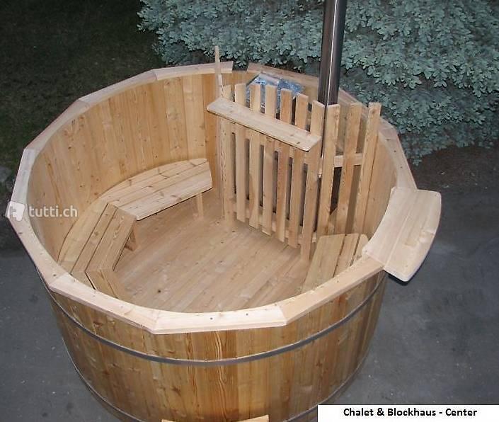 hot pot badebottich jacuzzi in l rche in z rich kaufen c b. Black Bedroom Furniture Sets. Home Design Ideas