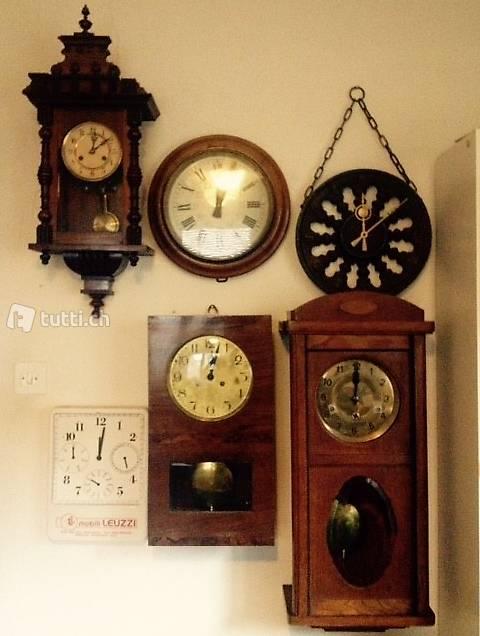orologi a pendolo diversi in Tessin kaufen - tutti.ch