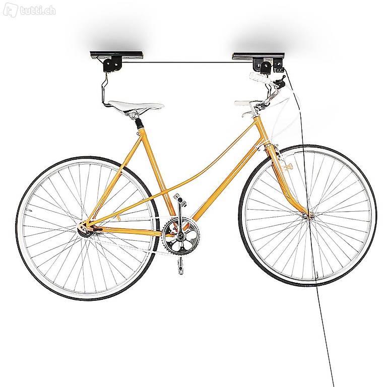 portofrei fahrrad velo halterung wand decken in z rich. Black Bedroom Furniture Sets. Home Design Ideas