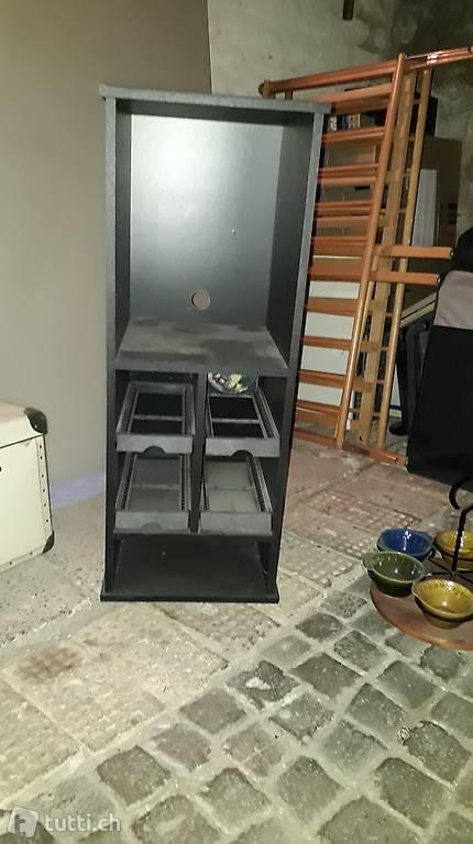 cd regal in bern kaufen. Black Bedroom Furniture Sets. Home Design Ideas