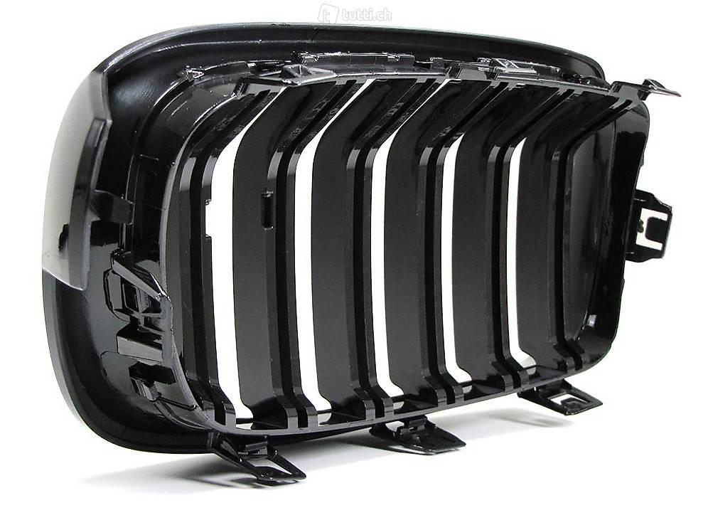 sport nieren k hlergrill doppelspeiche bmw 3er f30 f31 in. Black Bedroom Furniture Sets. Home Design Ideas