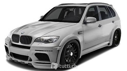 bmw x5 e70 2006 2013 full body kit tuning in saint gall. Black Bedroom Furniture Sets. Home Design Ideas