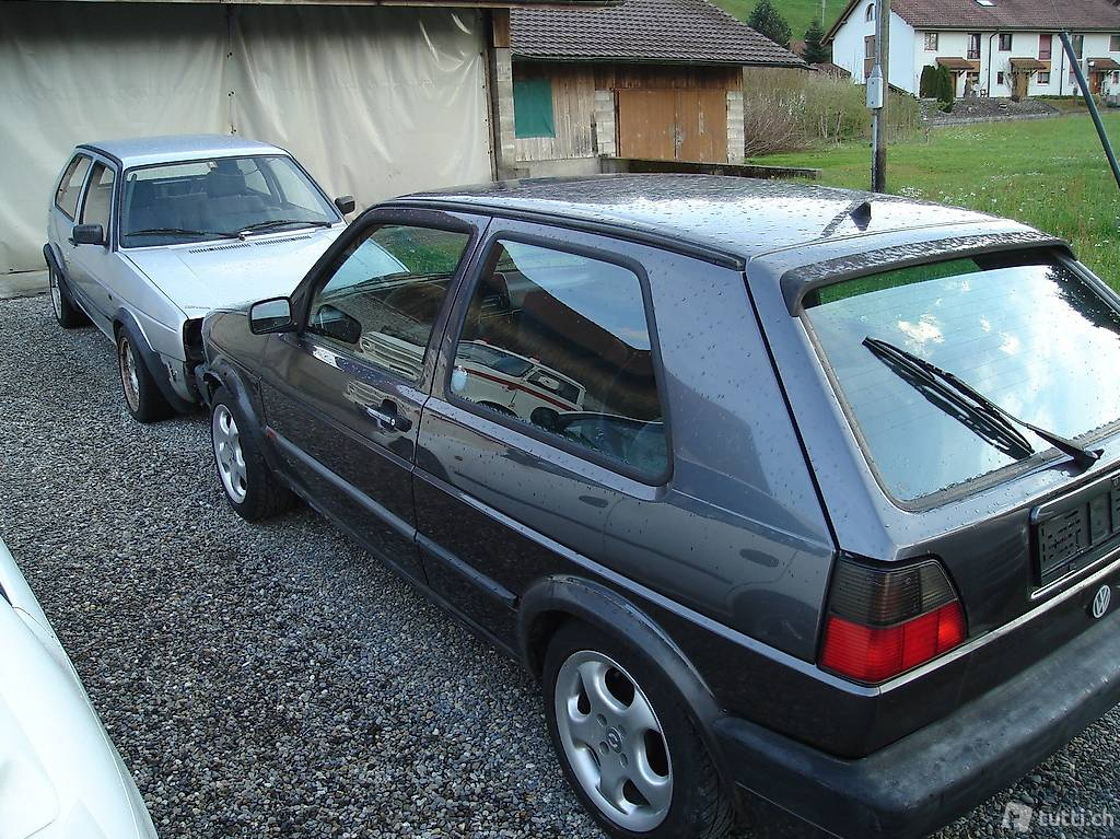 vw golf gti g60 ersatzteile in aargau kaufen. Black Bedroom Furniture Sets. Home Design Ideas