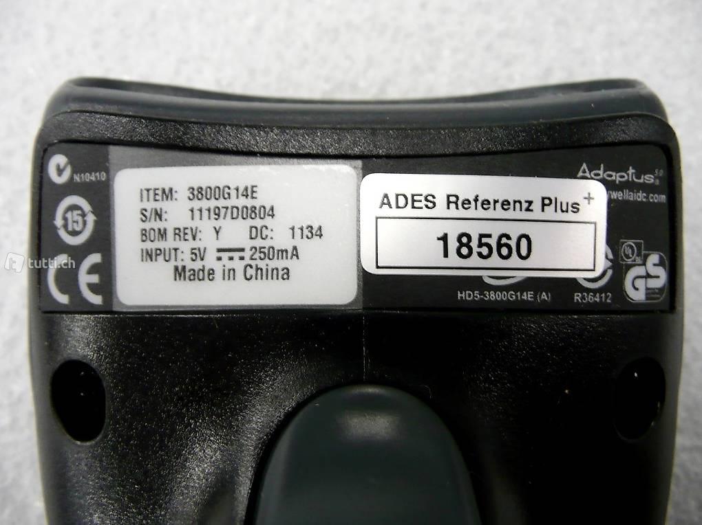 honeywell 3800g14e barcode scanner inkl tisch wandhalter in luzern kaufen. Black Bedroom Furniture Sets. Home Design Ideas