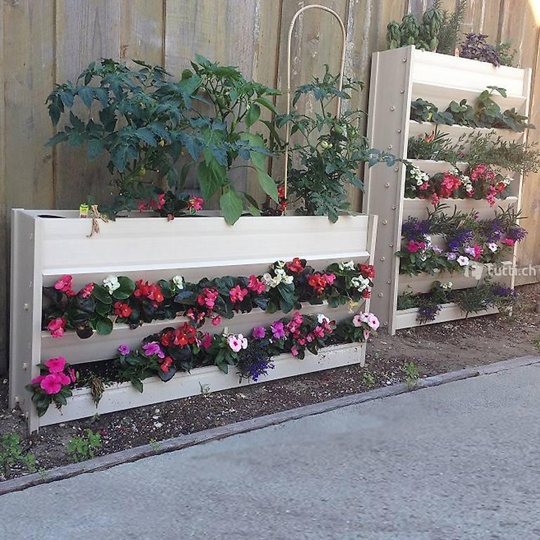 vertikaler garten urban gardening neuer preis w45. Black Bedroom Furniture Sets. Home Design Ideas