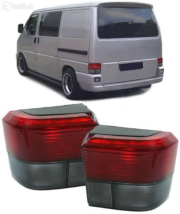 rot graue r ckleuchten f r vw bus t4 in tessin kaufen. Black Bedroom Furniture Sets. Home Design Ideas