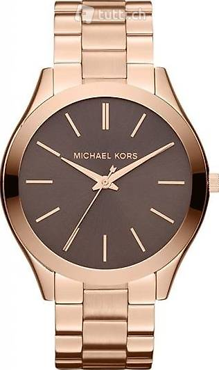 Montre Femme Michael Kors MK3181 Runway Damenuhr Chronograph