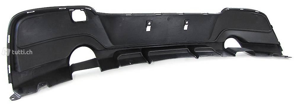 diffusor einsatz beidseitig bmw 1er f20 f21 ab 2010 in. Black Bedroom Furniture Sets. Home Design Ideas