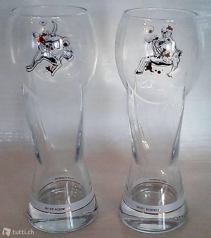 Pokal Gläser