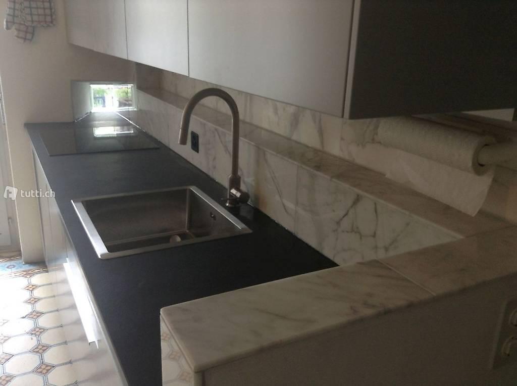 k chenabdeckungen k chenarbeitsplatten granitabdeckungen neu in z rich kaufen q d natursteine. Black Bedroom Furniture Sets. Home Design Ideas
