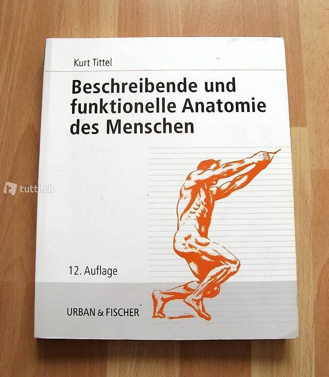 Beschreibende und funktionelle Anatomie des Menschen in Luzern ...