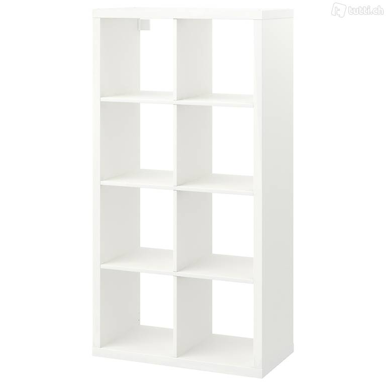 Ikea Regal Weiss   25 CHF