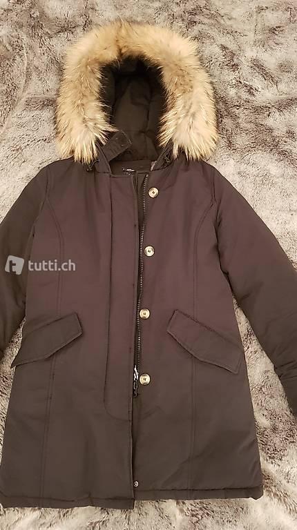 quality design c4f75 0aebe Winterjacke Woolrich Style Gr S / schwarz in Zürich kaufen ...