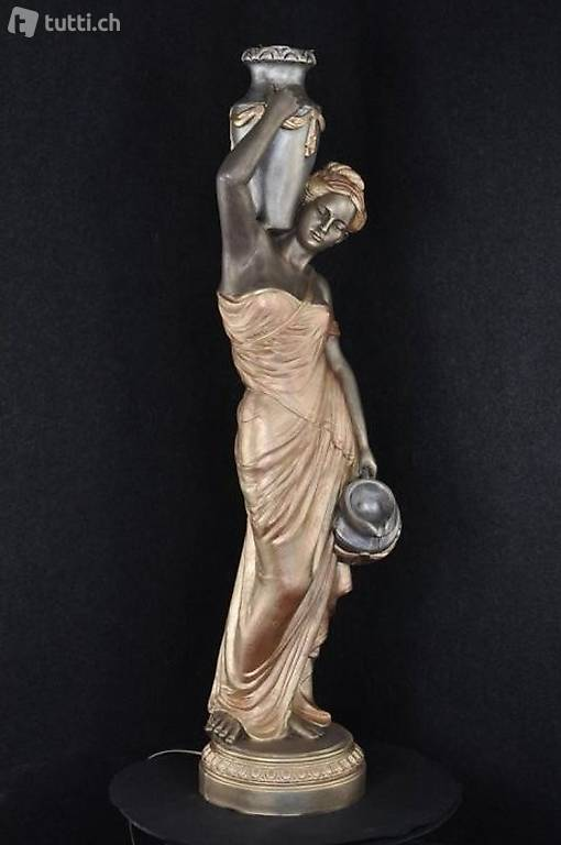 Antik Stil Figur Skulptur Statue Statuen Skulpturen Figuren Renaissance 115cm