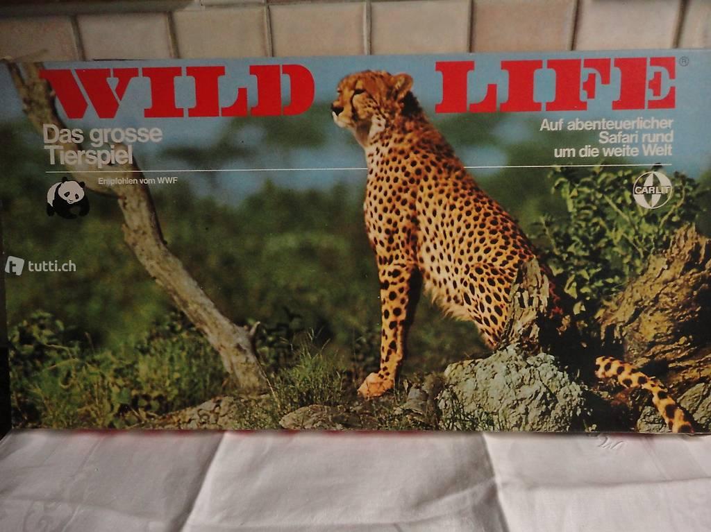 Spielanleitung Wild Life