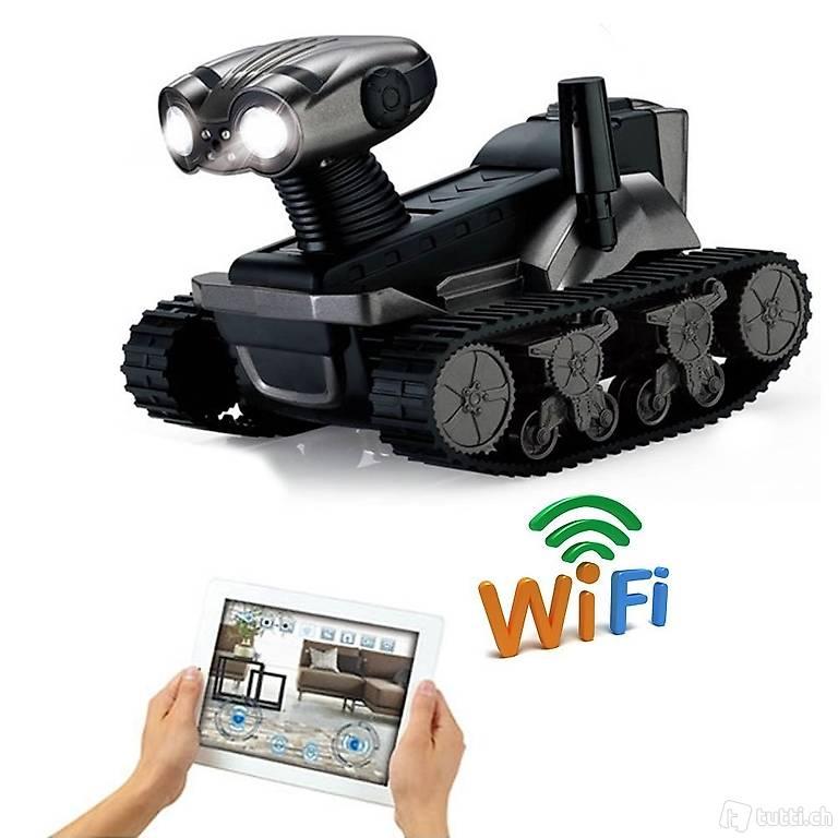 i spy rc spionage iphone android fahrzeug auto panzer. Black Bedroom Furniture Sets. Home Design Ideas