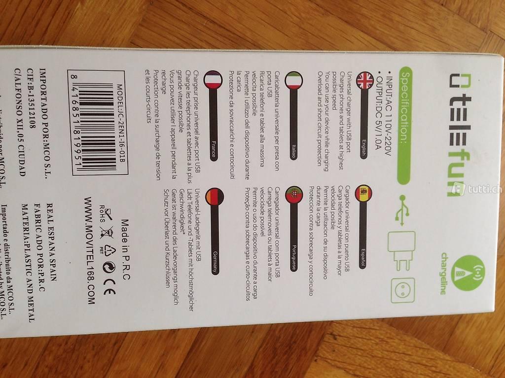 ladekabel iphone ladekabel mit stecker in z rich kaufen. Black Bedroom Furniture Sets. Home Design Ideas