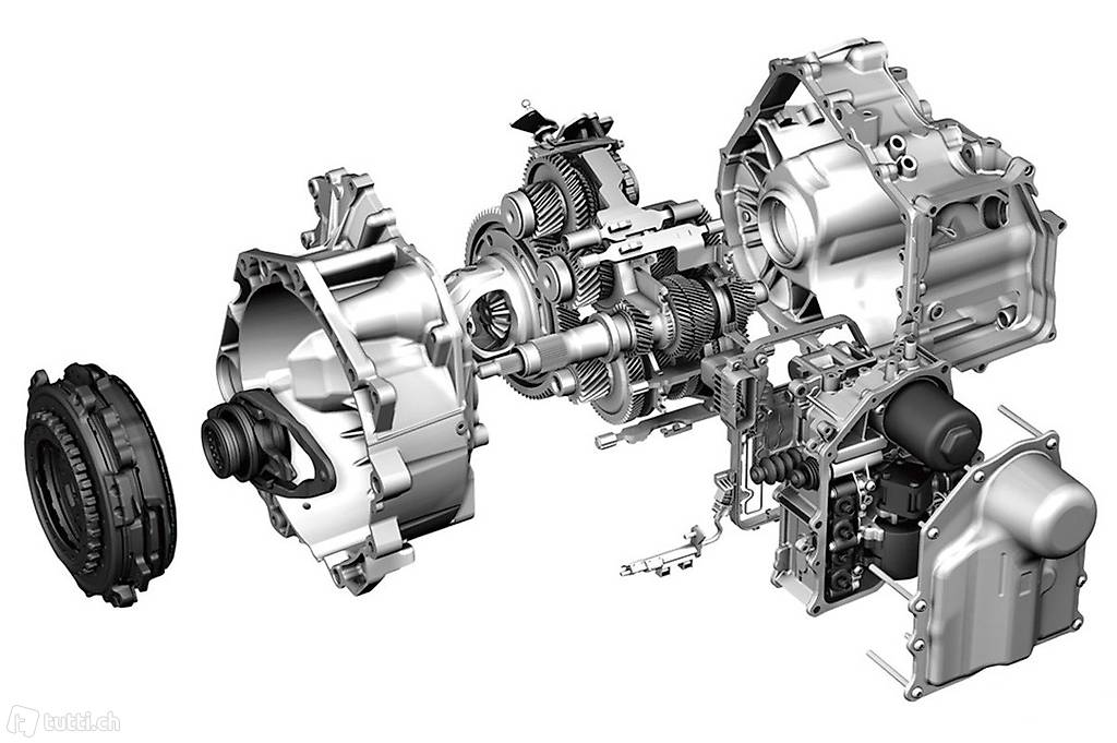 toimitilaa.fi VW Audi Seat Skoda DSG 7-Gang-Automatikgetriebe ...